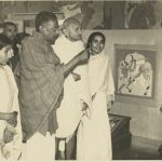 16 april Death anniversary of Nandlal Bose, who started modern painting in Bengal