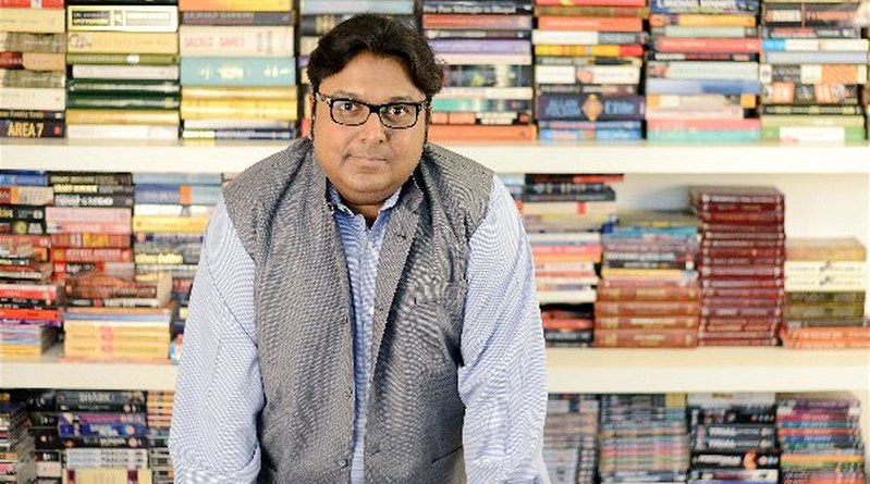 Ashwin Sanghi interview