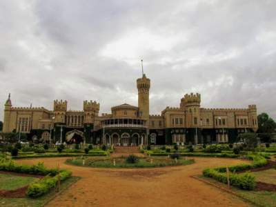 Mythical India Bangalore Palace