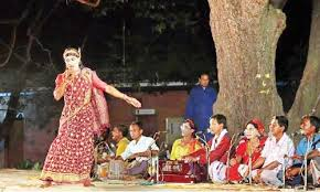 Alkap folk dance of West Bengal - Mythical India