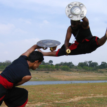 Mythical India Culture Kalaripayattu