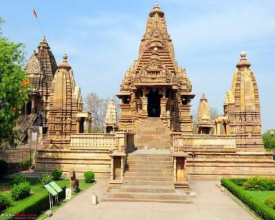 Mythical India Khajuraho temple culture