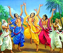 Kirtan dance,Folk dance of West bengal - Mythical India