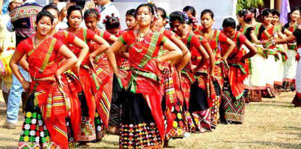 The ali ai ligang festival of the mishings in assam - Mythical India