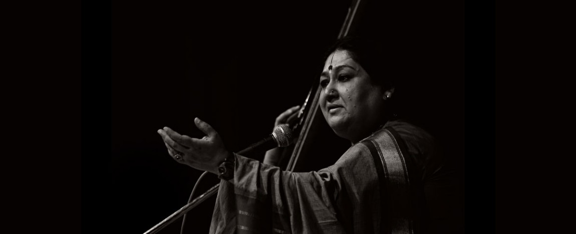 Interview with :    Shubha Mudgal, Hindustani Classical Singer