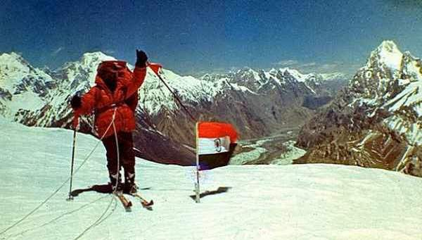 Army won the Siachen region during Operation Meghdoot - Mythical India