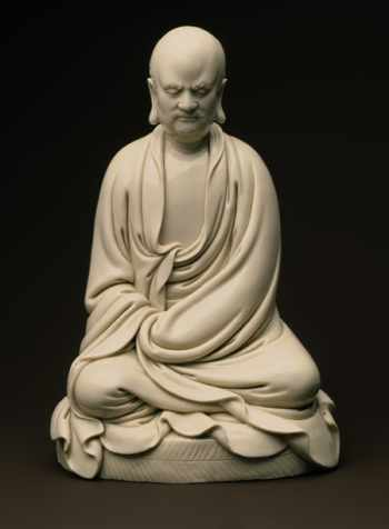 Statue of Bodhidharma - Mythical India