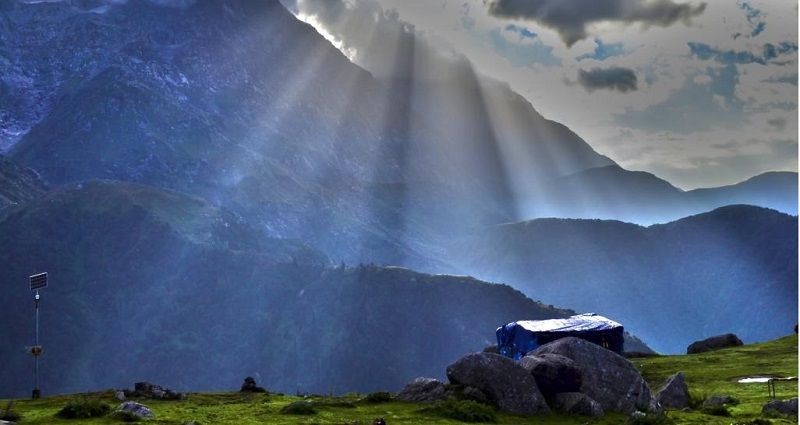 Mythical India triund trek