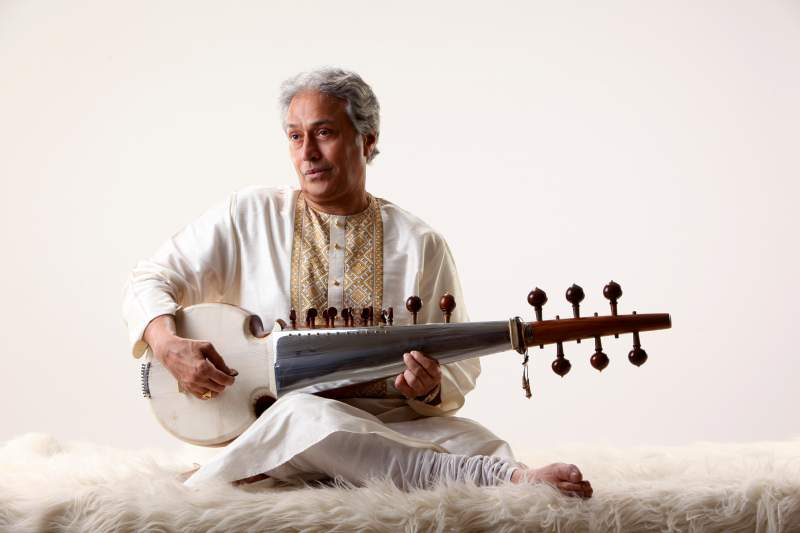 Mythical India Interview Amjad Ali Khan Sarod