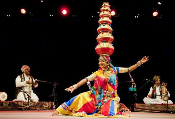 Bhawai dance is a difficult Rajasthani Dance - Mythical India