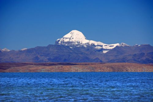 Myhtical India Lake Mansorvar Mount Kailash