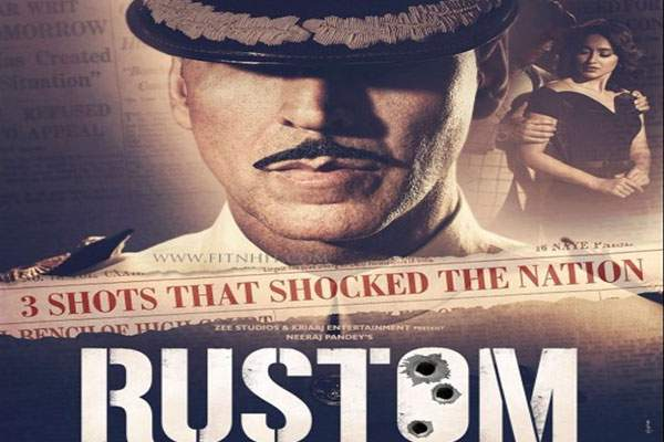 Movie Rustom is based on most hyped case of K M Nanawati - Mythical India