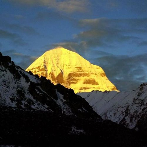 Mythical India Mount Kailash Sunrise