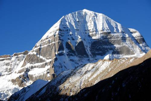 Mount Kailash Myththical India