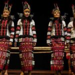 Cheraw dance Mizoram header image - Mythical India