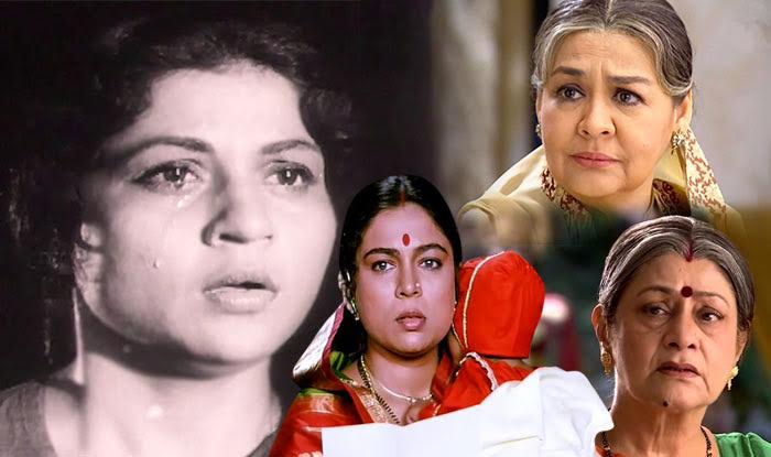 All time hit mothers of Bollywood - Mythical India