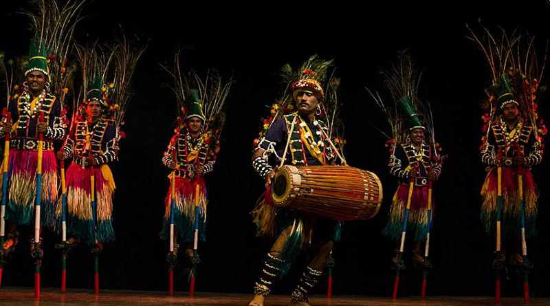 Gedi dance of Chhattisgarh - Mythical india