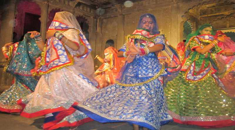 Perfomance at Bagore ki Haveli (Custom)