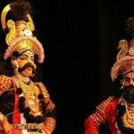 Yakshagana dance is the most famous originated in Karnataka - Mythical India