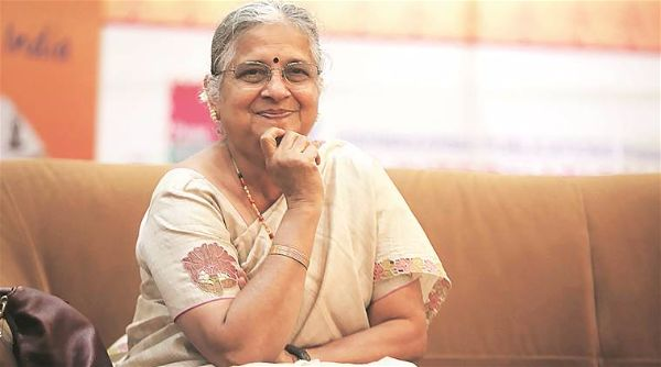 Birthday of Sudha Murthy, Indian social worker and author. Chairperson of the Infosys Foundation