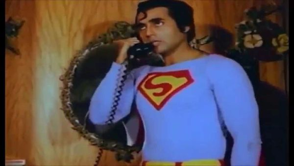 Indian Superman Puneet Issar