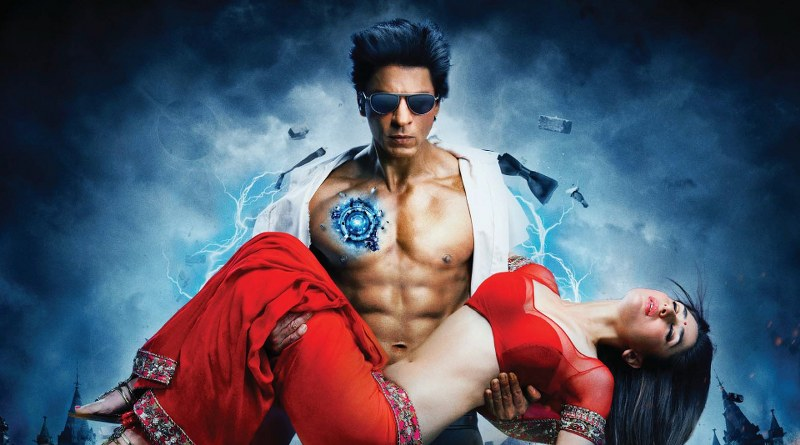 Ra one shahrukh khan and kareena kapoor