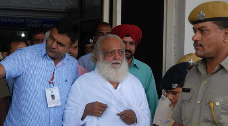 Asaram bapu - Controversial indian godmen - Mythical India