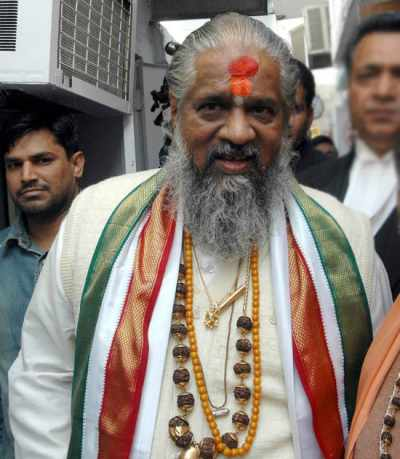 Chandraswami - King of black magic - Controversial indian godmen - Mythical India