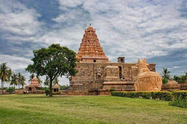 Temples of Tamil Nadu - Mythical India