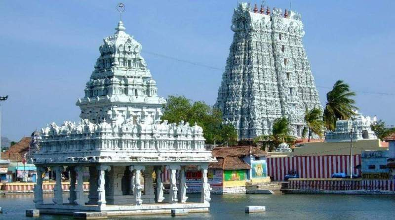 Bagavathi Amman temple - Mythical India