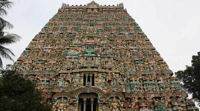 Adi Kumbeshwar temple built by Cholas, Temples of Tamil Nadu - Mythical India