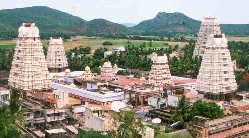 Ramanthaswami temple at Rameshwaram- Mythical India