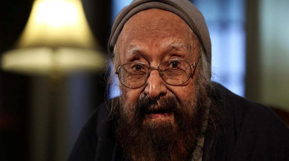 Indian novelist Khushwant Singh - Mythical India