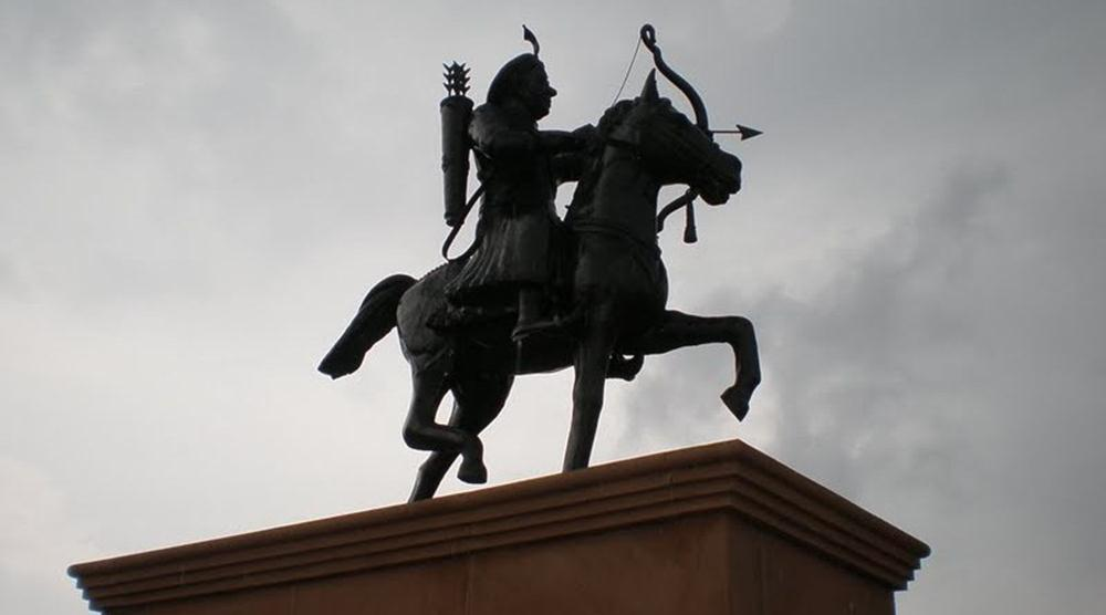 Prithviraj-chauhan-ajmer - Mythical India