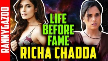 Richa chadda biography - Profile, bio, family, age, wiki, biodata & early life - Life Before Fame