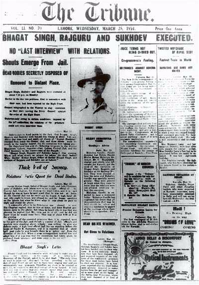 Bhagat Singh Biography Age Family Birthday More Mythical India