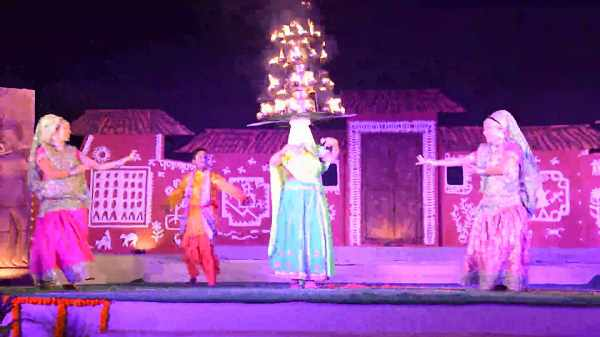 Folk dances of Uttar Pradesh