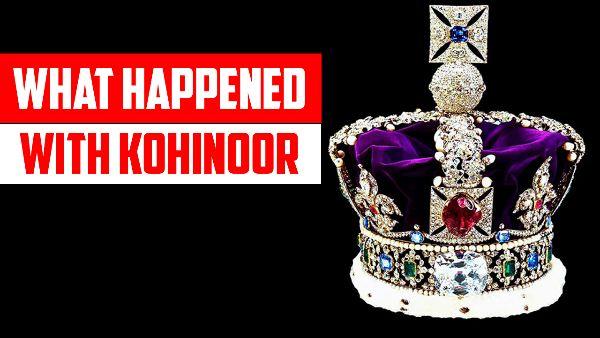 Kohinoor history