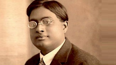 1 January - Satyendranath Bose birthday